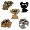 7687 Playful Puppies
