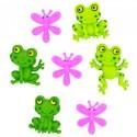 8303 Happy Frogs