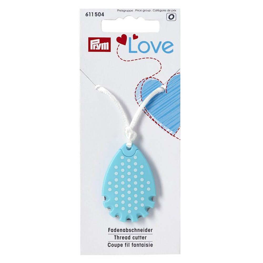 Prym Love Tear Drop Thread Cutter Pendant Needlework