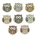 6930 Sew Cute Owls