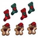 2953 Stockings & Bears