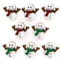 7494 Sew Cute Snowmen