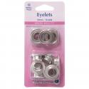 28. H438PR.14.N Eyelets Refill Pack: Nickel/Silver - 14mm