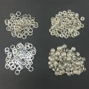 10mm Prong Press Fasteners Studs No Sew Snap Button Fastening