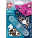390120 - Press Fasteners 10mm Jersey Cap 9 Piece Card