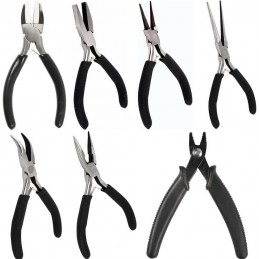 Craft Pliers Crimping, Bent Nose, Chain Nose Jewellery Making