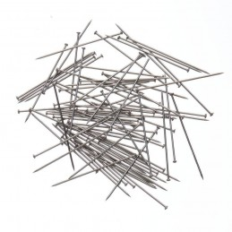 Hemline Loose Dressmaking, Household, Fine, Dipped & Long Sewing Pins