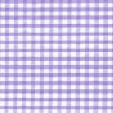 1/4 Gingham Polycotton Fabric Lilac