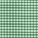 """Polycotton Fabric 1/4"""" Gingham Bottle Green"""