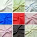 Plain Coloured Wyncette Flannel 100% Cotton