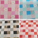 Polycotton Patchwork Floral Ditsy Flowers Squares Bows Fabric