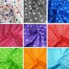 Pea Spot Polka Dots Spots Polycotton Fabric