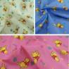 Polycotton Fabric Winnie The Pooh Sunshine