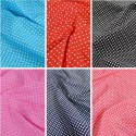 Polycotton Fabric 2mm Polka Dots Spots Dress Craft