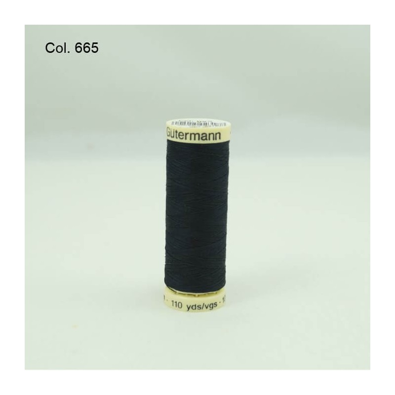 Gutermann Sew All Sewing Thread Polyester 100m Reels In 44 Colours (5)