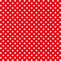 Vinyl PVC Tablecloth Easy Wipe Clean Mini Spots Red