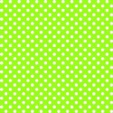 Vinyl PVC Tablecloth Easy Wipe Clean Mini Spots Lime