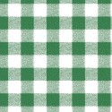 Vinyl PVC Tablecloth Easy Wipe Clean Gingham Green