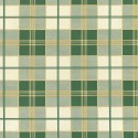 Vinyl PVC Tablecloth Easy Wipe Clean Stockholm Green