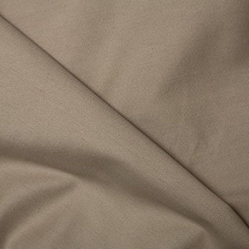 Plain Coloured 100% Cotton Canvas Flax