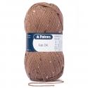 Patons Fab DK Yarn 100g Machine Washable 100% Acrylic Brown Tweed