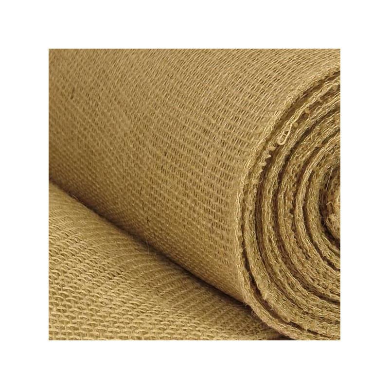 Hessian Fabric 12oz Jute Burlap Upholstery Craft 54