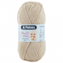 Patons Fairytale Fab Baby Smiles 4 Ply 50g Yarn Beige