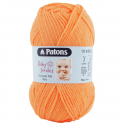 Patons Fairytale Fab Baby Smiles 4 Ply 50g Yarn Tangerine