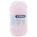 Patons Fairytale Fab Baby Smiles 4 Ply 50g Yarn Pink Blossom