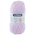 Patons Fairytale Fab Baby Smiles 4 Ply 50g Yarn Mauve
