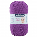 Patons Fairytale Fab Baby Smiles 4 Ply 50g Violet