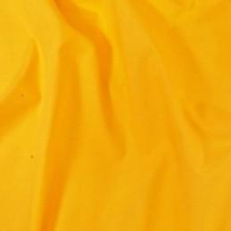 Superior Plain Polycotton Fabric Indonesian Quality 97gsm Material Dress Craft Orange
