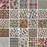 Tapestry New World Designer Fabric Ideal For Upholstery Curtains Cushions Throws
