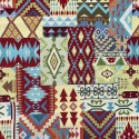 Apache Tapestry New World Designer Fabric Ideal For Upholstery Curtains Cushions Throws