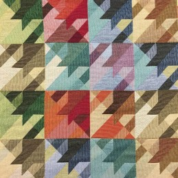 Big Glasgow Tapestry New World Designer Fabric Ideal For Upholstery Curtains Cushions Throws