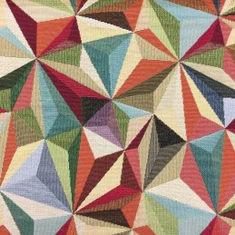 Big Harlequin Tapestry New World Designer Fabric Ideal For Upholstery Curtains Cushions Throws