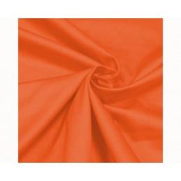 Orange Cotton Drill Fabric Material