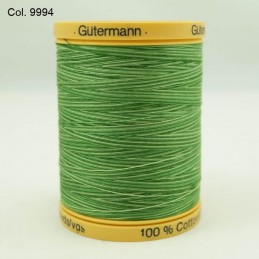 Gutermann Multi Tone Sewing Thread Cotton 800m Reels In 9 Colours (2)