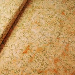 Fabric Freedom 100% Cotton Bali Batik Petal Power Floral Patchwork BK116 Col B