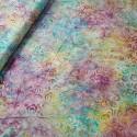 Fabric Freedom 100% Cotton Bali Batik Petal Power Floral Patchwork BK116 Col G