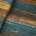 100% Cotton fabric Batik Bali Gradient Lines Palm Leaves Fabric Freedom BK148 Col. E