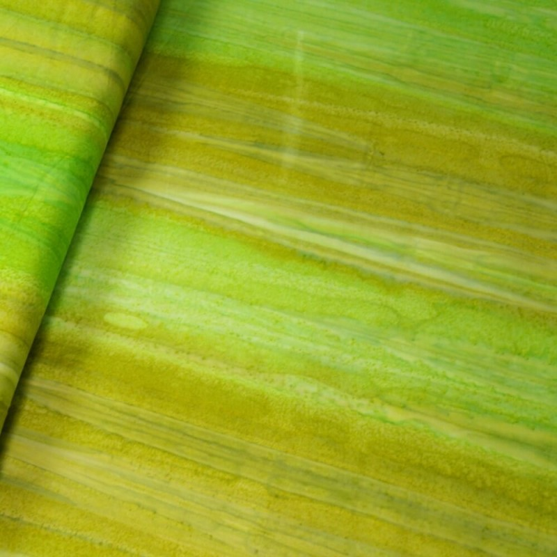 100% Cotton fabric Batik Bali Gradient Lines Palm Leaves Fabric Freedom BK148 Col. G