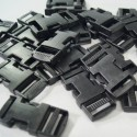 Delrin Clip Buckles Side Release Clips Ski Fasteners 20mm