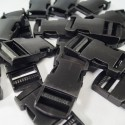 Delrin Clip Buckles Side Release Clips Ski Fasteners 25mm