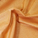 100% Cotton Glitter Sparkle Spangle Crystal Stardust Shimmer Fabric Gold