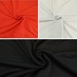 Spandex Cotton Jersey Fabric Figure Hugging Material