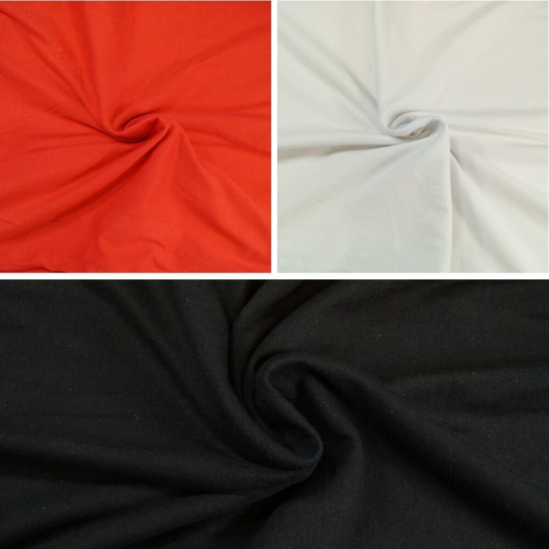 Spandex Cotton Jersey Fabric