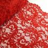 Raschel Corded Lace Fabric By Fabric Freedom Bridal Wedding Dress 150cm Wide