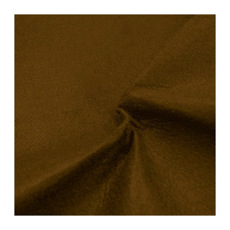 Honey 100% Polyester Craft Felt Fabric Material 100cm Wide 1mm Thick