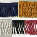 Bullion Fringe 5cm Upholstery Curtains Fringing Chair Trim Multiple Colours